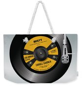 Play Misty For Me - Alternative Movie Poster Weekender Tote Bag