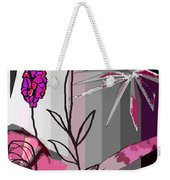 Play On Pink Weekender Tote Bag
