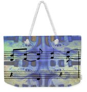 Play That Rock And Roll Weekender Tote Bag