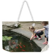 Play Time Weekender Tote Bag