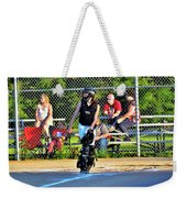 Playing Catch Weekender Tote Bag