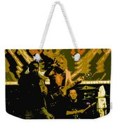 Playing Hard Weekender Tote Bag