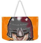 Playing Knight Weekender Tote Bag