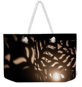 Playing With Shadows Weekender Tote Bag