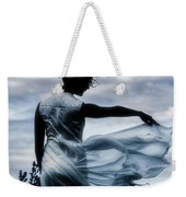 Playing With The Wind Weekender Tote Bag