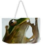 Please Not In A Frogs Eye Weekender Tote Bag