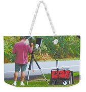 Plein Air L'automne Weekender Tote Bag