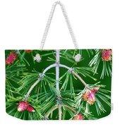 Plentiful Pine Weekender Tote Bag