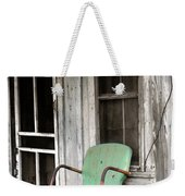 Plenty Of Time Weekender Tote Bag