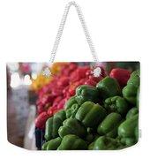 Plethora Of Peppers Weekender Tote Bag