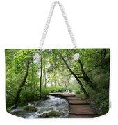 Plitvice Lakes National Park Weekender Tote Bag