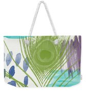 Plumage 4- Art By Linda Woods Weekender Tote Bag