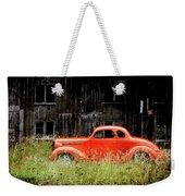 Plymouth Hot Rod Weekender Tote Bag