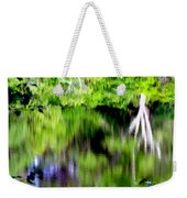 Plymouth Reflections #2 Weekender Tote Bag
