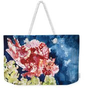 Png Leaf Fish Weekender Tote Bag
