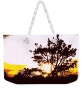 Pnw Sunset Weekender Tote Bag