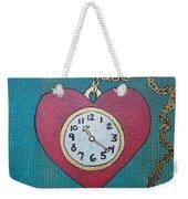 Pocketwatch Weekender Tote Bag