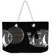 Pod 2001 - Gently Cross Your Eyes And Focus On The Middle Image Weekender Tote Bag