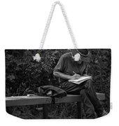 Poet Weekender Tote Bag