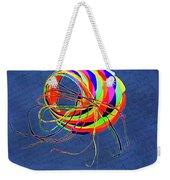 Poetry Of Kite Swirls Weekender Tote Bag