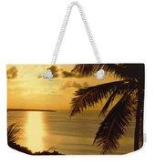 Pohnpei Sunset  Weekender Tote Bag