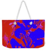 Poinciana Flower 4 Weekender Tote Bag