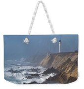 Point Arena Lighthouse  Weekender Tote Bag
