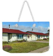 Point Arena Lighthouse Keeper's Houses Lodging Weekender Tote Bag