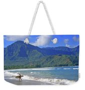 Point Break Weekender Tote Bag