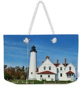 Point Iroquois Weekender Tote Bag