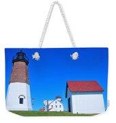 Point Judith Light Weekender Tote Bag