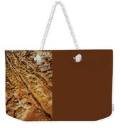 Point Lobos Abstract 106 Weekender Tote Bag