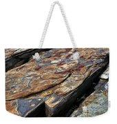 Point Lobos Rock 1 Weekender Tote Bag