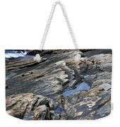 Point Lobos Rock 4 Weekender Tote Bag