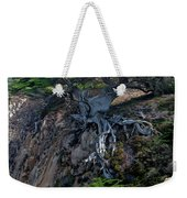 Point Lobos Veteran Cypress Tree Weekender Tote Bag by Charlene Mitchell