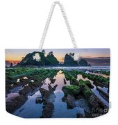 Point Of The Arches Weekender Tote Bag