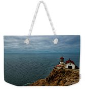 Point Reyes Lighthouse Weekender Tote Bag