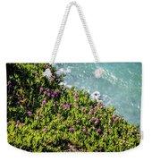 Point Reyes National Seashore Coast On Pacific Ocean Weekender Tote Bag