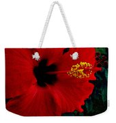 Poison Passion And Seduction Weekender Tote Bag
