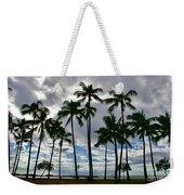 Poka'i Bay, Waianae, Hawaii  Weekender Tote Bag