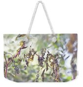 Pokeberry Light Weekender Tote Bag