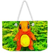 Pokemon Go Charmander - Da Weekender Tote Bag