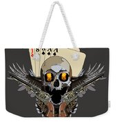 Poker Run Weekender Tote Bag