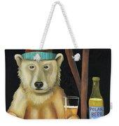 Polar Beer Weekender Tote Bag