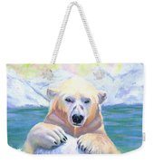 Polar Playtime Weekender Tote Bag