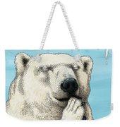 Polar Prayer Weekender Tote Bag