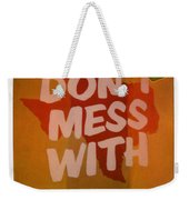 Polaroid Instant Picture Of  Weekender Tote Bag
