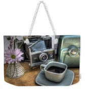 Polaroid Perceptions Weekender Tote Bag