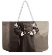 Police Officer Weekender Tote Bag