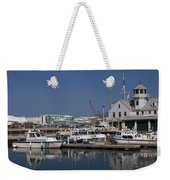 Police Station Weekender Tote Bag